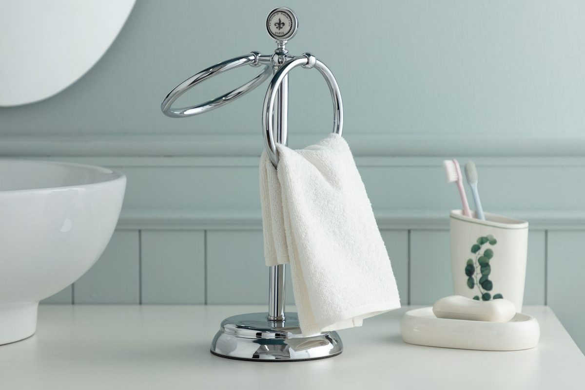 DIY Tips for Ring Towel Holders